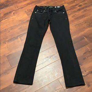 Miss Me Black Denim Jeans